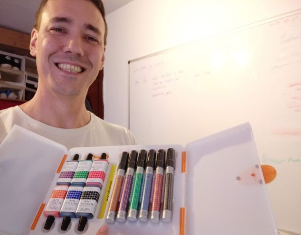 peas unlimited auspen sustainable whiteboard markers review